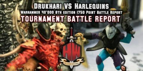 Drukhari vs Harlequins Thumbnail
