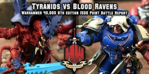 Tyranids vs Space marines Thumnbail