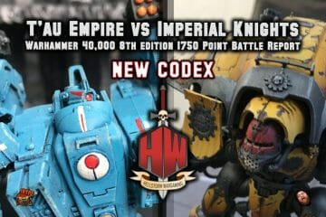 T'au Empire v Imperial Knights Thumbnail
