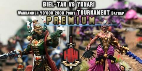 Biel-Tan vs Ynnari