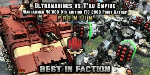 UM vs Tau BIF