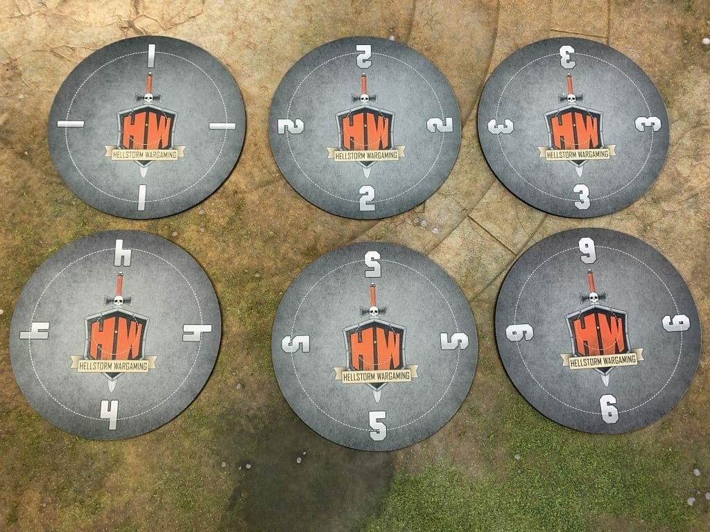 New Design 40mm Objectives
